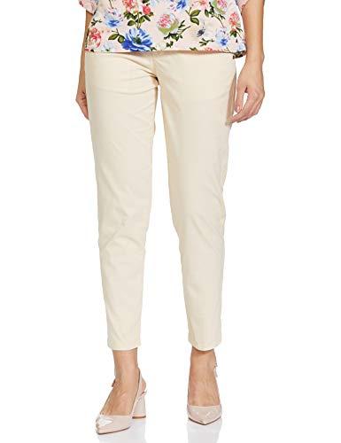 Amazon Brand – Symbol Women's Chino Regular Casual Pants