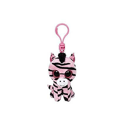 TY 36615 - Zoey Clip Zebra with Glitter Eyes