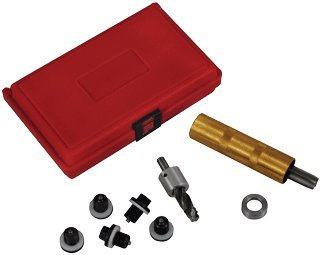 Oil Pan Plug Rethreading Kit -2Pack by Lisle