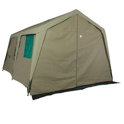 Bushtec Adventure Zulu 1200 Gazebo Canvas Apex Wall by Bushtec Adventure