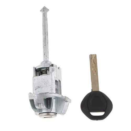 Flameer Part Number 51217035421 Car Auto Left Hand Door Lock Cylinder Key