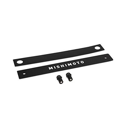 Mishimoto MMLP-UNI-BK Black License Plate Delete