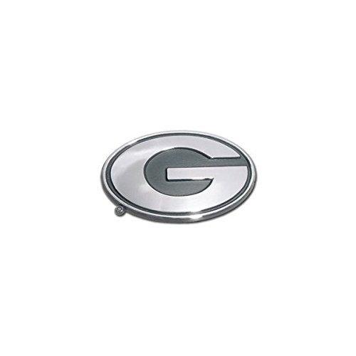 Georgia Bulldogs Premier Chrome Metal Auto ''G'' Emblem by MVP