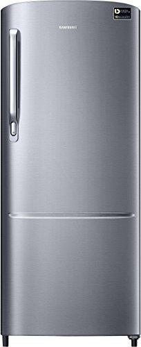 Samsung 212 L 3 Star Direct Cool Refrigerator (RR22M272ZS8 , Elegant Inox)