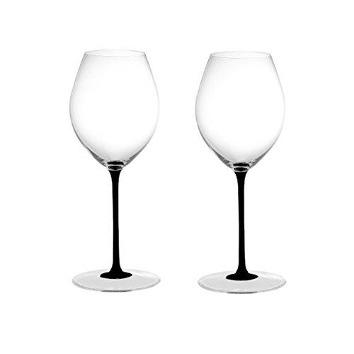 Riedel Sommeliers Black Tie Hermitage/Syrah Glass -