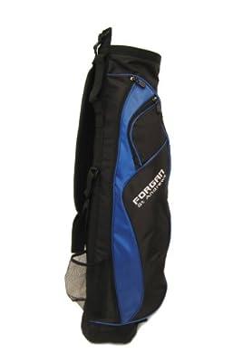 Forgan Blue & Black Ultra Light Golf Carry Bag
