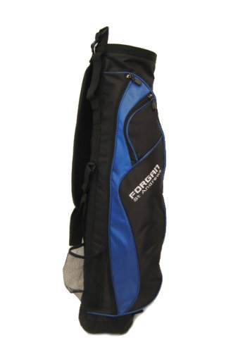 Forgan Blue & Black Ultra Light Golf Carry Bag