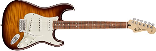 Fender 전기 기타 STANDARD STRATOCASTER® PLUS TOP TOBACCO SUNBURST
