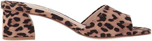 Chinese Laundry Kvinna Min Flicka Slide Sandal Naturliga Leopard