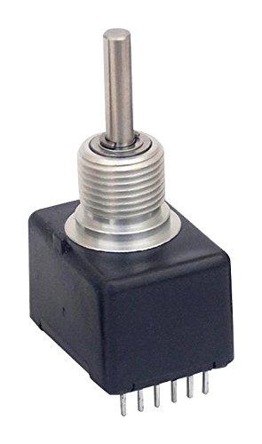 Bourns EMS22A50-D20-LT6 Absolute Rotary Encoder, 4.5 VDC, 5.5 VDC, 10000 RPM, EMS22A Series