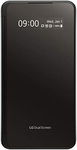 LG G8X Thinq Dual Screen Unlocked Smartphone – 6/128 GB – Aurora Black (US Warranty) – Verizon, AT&T, T–Mobile, Sprint, Boost, Cricket, Metro (Universal Compatibility) (LMG850QM7X.AUSABK) WeeklyReviewer