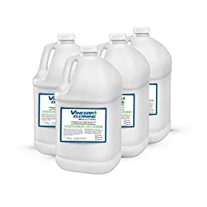 Vinegar Cleaning Solution – multi purpose everyday, commercial & undustrial cleaning vinegar, 20% vinegar concentrate (4…