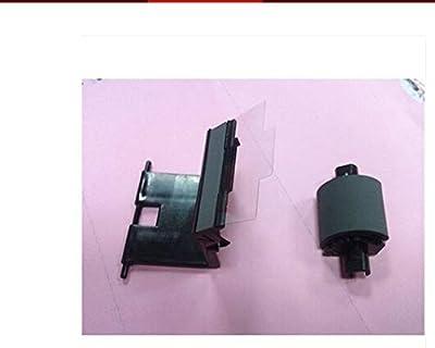 Printer Parts Copier Pickup Roller Seperation pad Compatible for Samsung SCX4828 4824FN 2850 2851, New Pick up Roller Copier Parts 10sets/lot