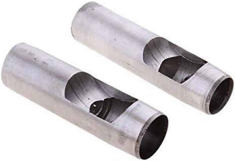 鋼 円形 中空パンチハンドツール 穴パンチ革ガスケット 30mm 25mm