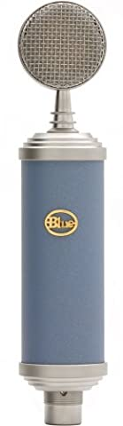 Blue Microphones Bluebird Cardioid Condenser Microphone (Blue Mic)