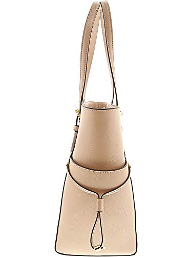 c1f26a4d6247b Jual Michael Kors Voyager Textured Crossgrain Leather Tote- Soft ...