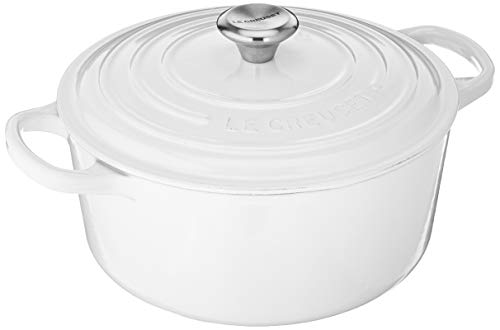 le creuset wide round french oven - 4