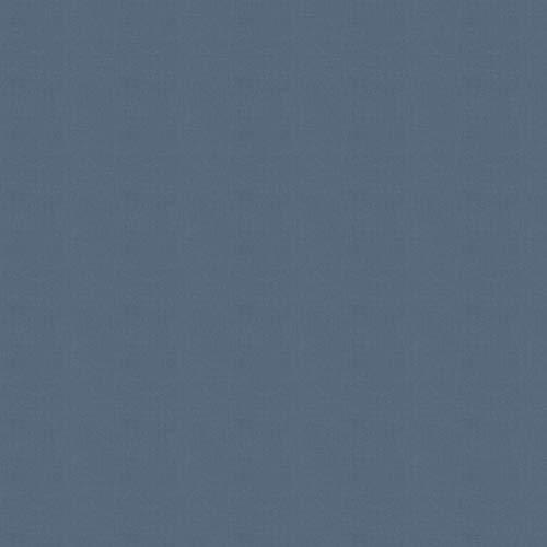 Mystic Blue Blue Metallic Solids Plain Vinyl Upholstery Fabric by the yard