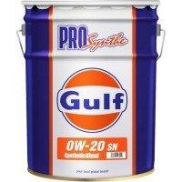 ガルフ プロシンセ 0W-20 SN/GF-5 部分合成油 20L B014L36RH6