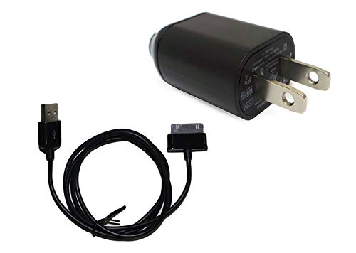 FidgetGear 2A AC Adapter Charger + USB CableTab Tablet 7 8.9 10.1 Inch Show One Size