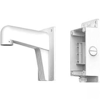 Amazon hikvision wms aluminum alloy wall mount with junction hikvision wms aluminum alloy wall mount with junction box short sciox Choice Image
