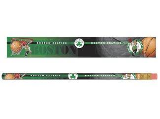 (WinCraft NBA Boston Celtics 15615041 Pencil (6 Pack) )