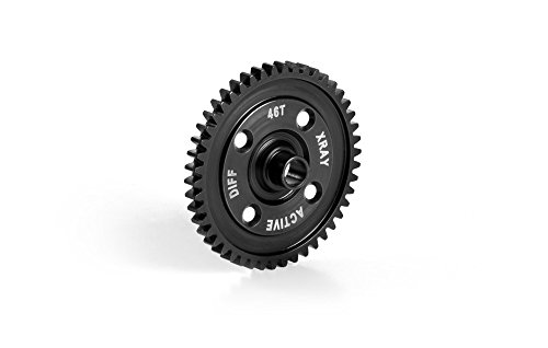 - XRAY Active Center Differential Spur Gear 46T