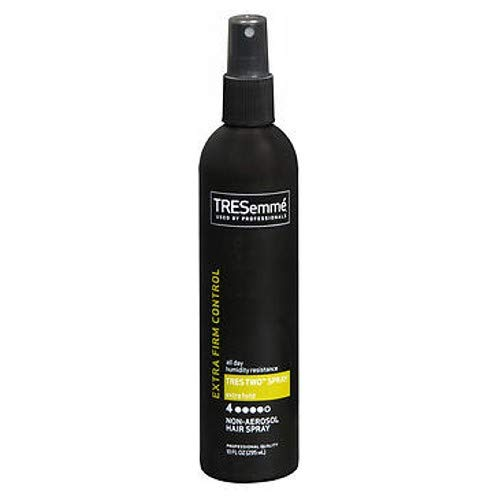 TRESemmé TRES Two Non Aerosol Hair Spray Extra Hold 10 oz(Pack of 3)