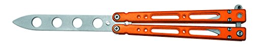 Bear OPS B-401-AlOR-P Knife, Orange/Black, 5 3/8