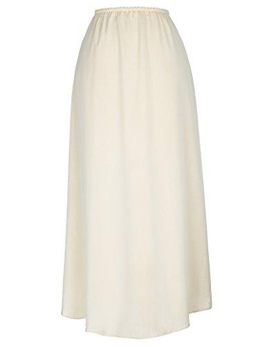 Women's Body Foundation Tailored Classic Half Slip Underskirt - Maternity Slip Half