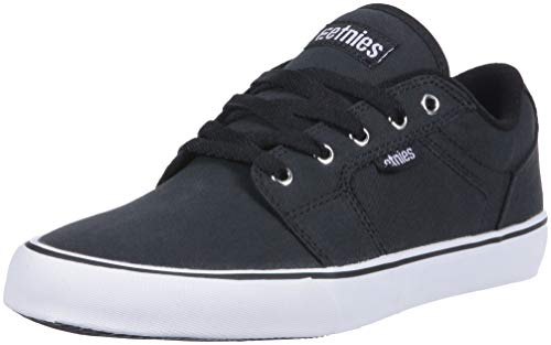 Etnies Men's Division Skate Shoe, Black, 12 Medium (Lifestyle Skate Shoes)