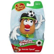 Mr. Potato Head Little Taters - Soccer Spud by Mr Potato Head