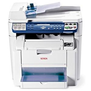 Xerox Phaser 6115MFP/N Multi-Function Color Printer/Copier/Scanner/Fax - Phaser Multifunction Printer