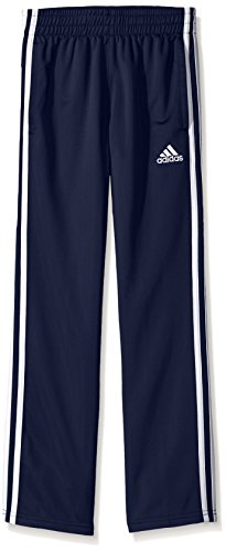adidas Big Boys' Tricot Pant, Collegiate Navy, L