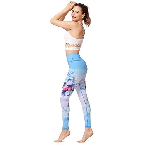 Tuta A Delle Da Allenamento Slim Donne Yoga Alta Grazioso Moda Vita Matita Stretch Della Pantaloni Fitness Fit Corsa ZRxnvqzw