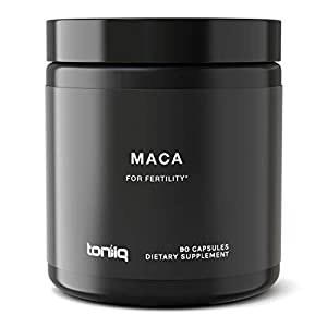 Single Origin USDA Organic Maca Root Capsules – Ultra High Strength – 10,000mg 20x Concentrated Extract – The Strongest Peruvian Maca Root Powder Available – Gelatinized Black, Red and Yellow Complex