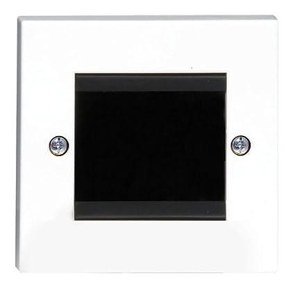 Philex 70435R - Placa de entrada y salida de cables (incluye accesorios de fijación a
