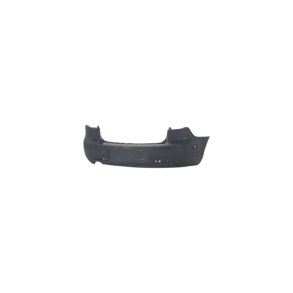 OE Replacement Mazda Mazda3 Rear Bumper Cover (Partslink
