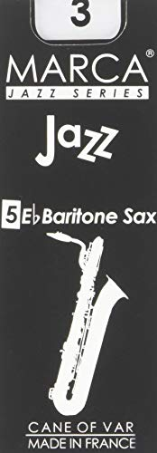 Marca Baritone Saxophone Reeds (JZ730) from Marca