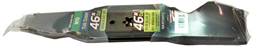 Maxpower 561537 3-Blade Set for 46-Inch MTD Cub Cadet Mulching Mowers, Replaces 753-0675