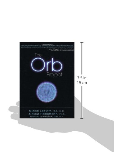 The Orb Project Rough Cut Amazonde Klaus Heinemann Phd Miceal