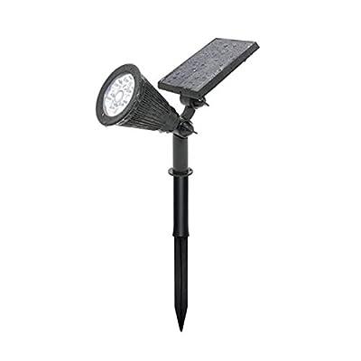 6 LED Solar Light PIR Motion Sensor 4W Solar Powered Flood Light Outdoor Garden Landscape Lamp for Lawn Spotlight Decor