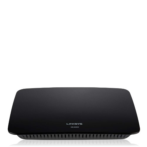 Linksys SE2800 8-Port Gigabit Ethernet Switch