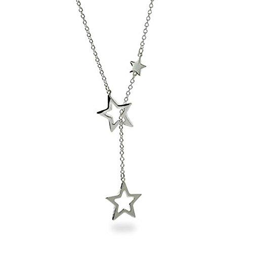 Cascading Stars Sterling Silve