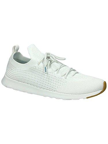 Liteknit Sneaker White White Nova Herren Sneakers Shell Shell AP N Native x5THIwB