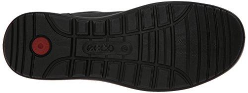 ECCO Howell - Scarpe Stringate Derby Uomo, Nero (Black), 46 EU