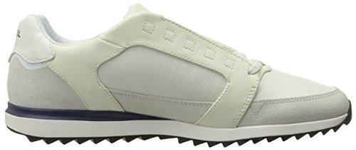 Diesel Hombres Blanco S-Fleett Zapatillas Blanco