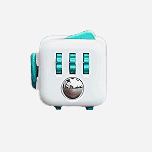 LXY Fidget Dice Cube Relieves Stress & Anxiety Attention Toy for Children and Adults