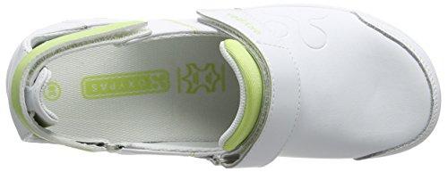 OxypasSalma - zapatos de seguridad mujer blanco - White (Lgn)