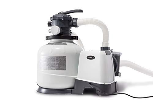 Intex Krystal Clear Sand filter Pump for